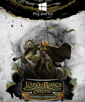The Lord of the Rings Online Riders of Rohan Icon by nemanjadmitrovic