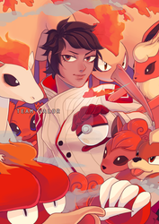 Team Valor Candela by milk-assassin