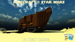 Minecraft - Star Wars - A New Hope: Tatooine 3 by ParadiseDecay