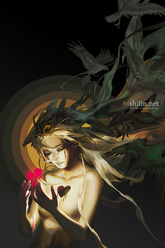 What have you done - patreon piece by shilin