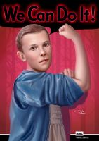 We Can Do It - Eleven by daniel-morpheus