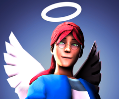 [SFM] Angel by TheLisa120