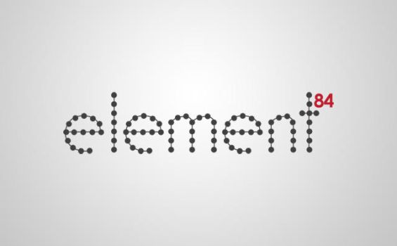 Logo Identity for Element 84 by MohsinFancy
