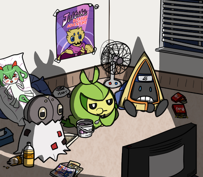 Weeb Party by Neopolis