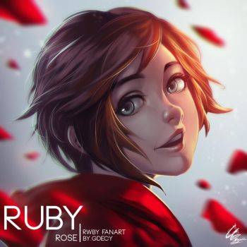 Ruby Rose by GDecy