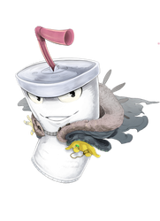 Master Shake in a JPRG (UNFINISHED) by MasterDaye