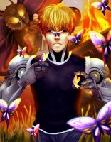 Butterfly Genos by BekonuIzado