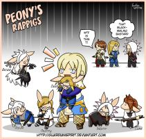 Peony's Rappigs by GuardianSpirit