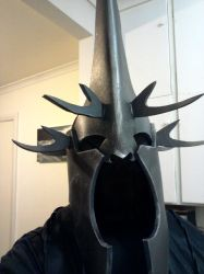 Witch King of Agnmar Helmet by callianis
