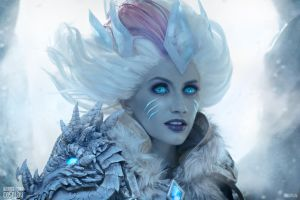 Frost Lich Jaina VI by Narga-Lifestream