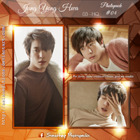 +JUNG YONG HWA | Photopack #OO4 by AsianEditions
