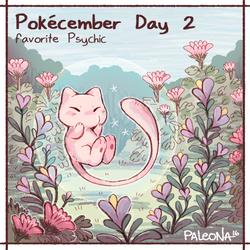 Pokecember Day 2 by Paleona