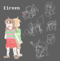 Eireen references by Anna2479