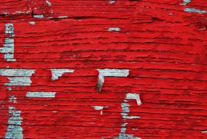 Wood Paint Peeling by LogicalXStock