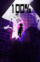 Mob Psycho 100 by MisterShiroi