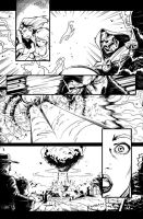 ALL NEW X-MEN PAGE TEST #05 by Nezotholem