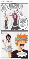 Bleach - Lost Goods by Neptune47