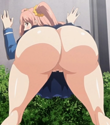 Hentai girl big ass by Womenmooning