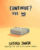 Thank you Iwata by Bewoolf