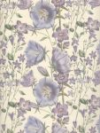 purple flower paper by MLeighS