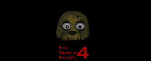 Plushtrap Five Nights at Freddy's 4 in Ms Paint by VenomDesenhos