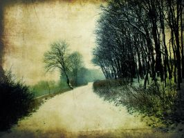 The distance to here by irgendeine