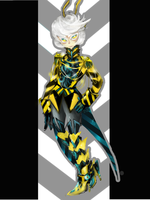 Oh look! A way to overdressed wasp! by GeroChan