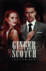 Ginger and scotch // a wattpad cover by lonelyhoran