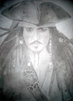 Jack sparrow by shan3990