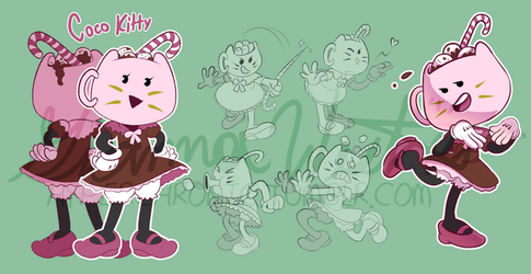 CocoKitty by HyperChronic
