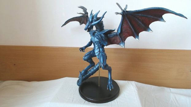 Bahamut FF8 by MankejDesigns