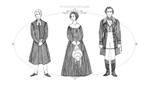 Jane Eyre concepts by Firnheledien