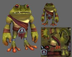 Toad by carny87