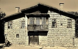 An Ancient House by moRyEList