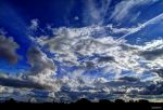 Painted clouds by digitalminded