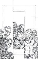 THE STARS 4 - Page 10 Pencils by KurtBelcher1
