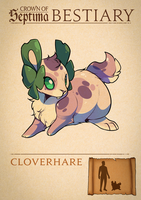 011: Cloverhare by ArchivesofSeptima