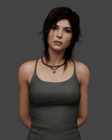 Lara by rhastashadow