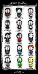 deviant stitchlings v2 by twigs