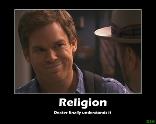 Dexter and Religion by DSH90