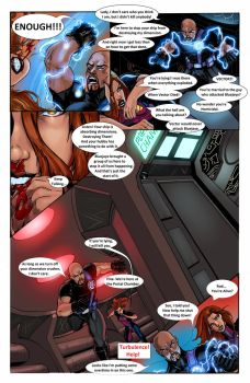 MOCC2 pg6 Dialogue by NewPlanComics