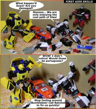 First Aids 1 by DinastiaTransformers