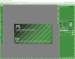 PS CS4 Edition FT - Green by Ztitus