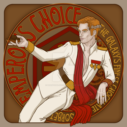 Emperor's Choice - The Galaxy's Finest by phantoms-siren
