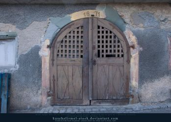 Bodensee - old door by kuschelirmel-stock