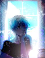 Tokyo Ghoul - The King by Choco-Nymbus