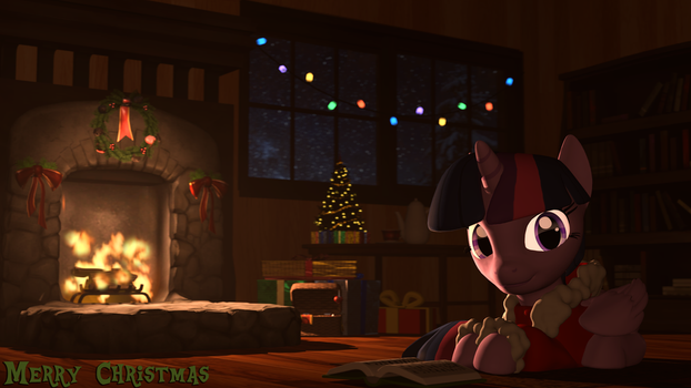 Christmas by RequimBrony