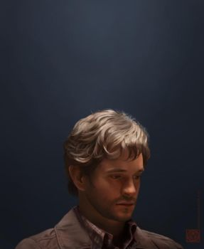 Will Graham by Downian