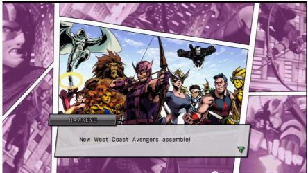 The New West Coast Avengers Assemble by SaiSaotome