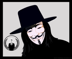Anonymous Vexel by fastdesign